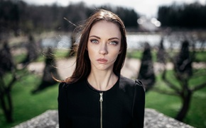 Picture portrait, Kate, Maxim Guselnikov, Ekaterina Mozhina, Ekaterina Mozhi As, Bewitched