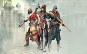 Picture China, India, China, Assassins Creed, Russia, Russia, Ubisoft, Ubisoft Montreal, India, Chronicles, Assassins, Climax Studios, …