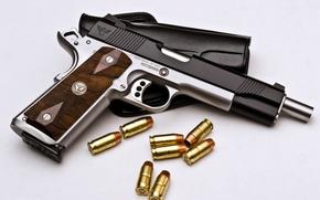 Picture gun, weapons, cartridges