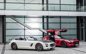 Picture Mercedes-Benz, AMG, SLS