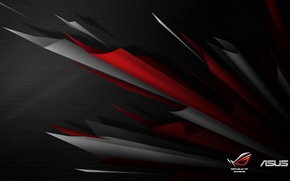 Picture AMD, Republic, Gamers, ROG