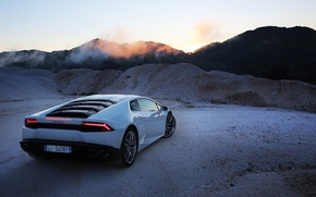 Picture Lamborghini, Hurricane, Supercar, Lamborghini, Huracan