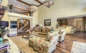 Picture living room, home, luxury, dallas, texas