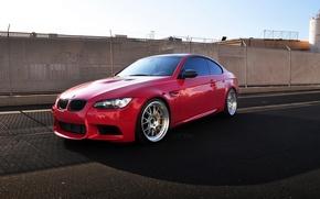 Picture red, BMW, BMW, Machine