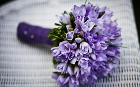 Picture flowers, bouquet, petals, wedding
