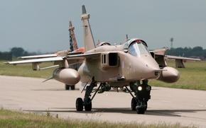 "Picture Jaguar, fighter, bomber, the airfield, ""Jaguar"""