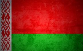 Picture flag, Texture, Belarus