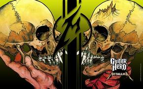 Wallpaper music, Metallica, hard rock, Guitar Hero, Rock, thrash metal, Rock, hard rock, speed metal, speed ...