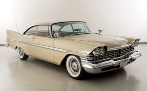 Picture retro, car, Coupe, Plymouth, Plymouth, Hardtop, 1959, Fury