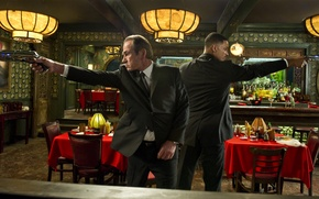 Picture will smith, will Smith, tommy lee jones, agent j, Tommy Lee Jones, agent k, men …