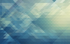 Picture Minimalism, Squares, Abstraction, Patterns, Triangles, Pattern., Recursion