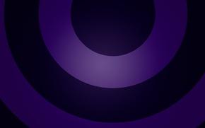 Picture color, circles, texture