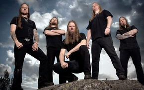 Picture Sweden, Amon Amarth, Viking Metal