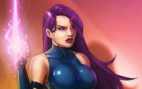 Picture X-Men, Marvel, X-Men, Psylocke, Psylocke