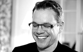 Picture producer, writer, Matt Damon, American actor, Matt Damon
