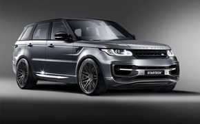 Picture Land Rover, Range Rover Sport, Tuned by STARTECH