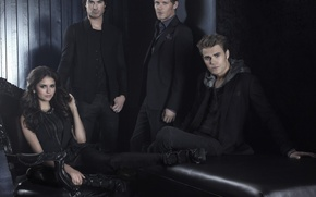 Picture movie, vampires, the vampire diaries