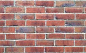 Picture wallpaper, red, wall, texture, background, pattern, brick, joins