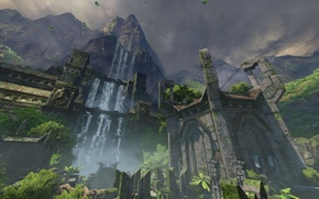 Picture game, map, quake, id software, Quake Champions, bethesda softworks, saber interactive