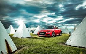 Picture Audi, Audi, Roadster, Roadster, quattro, TFSI, AU-spec, 2015, S line