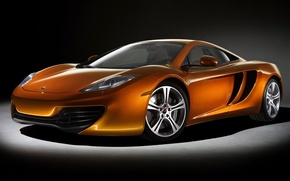 Picture sports car, MCLaren, MP4-12С