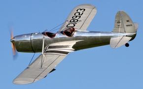 Picture flight, aviation, the plane, Ryan STA