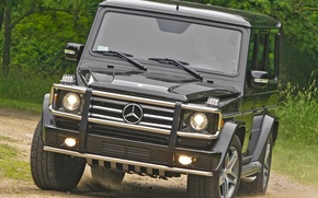 Picture Cube, AMG, G, Mercedes G55, Mercedes G
