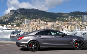 Picture Mercedes-Benz, CLS, class