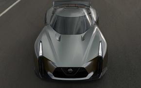Picture Concept, Turismo, Nissan, Vision, Front, Gran, Spoiler, 2014
