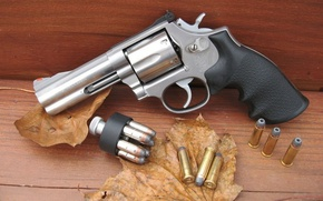 Picture cartridges, revolver, revolver, Smith & Wesson, Smith & Wesson