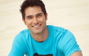 Picture smile, actor, male, Tyler Hoechlin