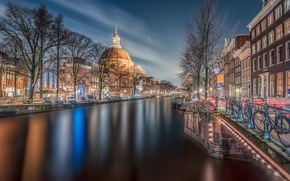 Picture night, treatment, hdr, Amsterdam, north holland