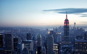 Picture New York, USA, USA, New York, Rockefeller Center, The State Of New York, State New …