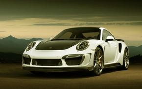 Picture 911, Porsche, GTR, Porsche, Turbo, Ball Wed, turbo, Stinger