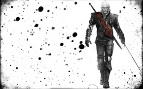 Picture game, the Witcher, Herald