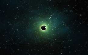 Picture space, Apple, galaxy