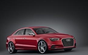 Picture sedan, Audi, Concept, Sedan, Audi