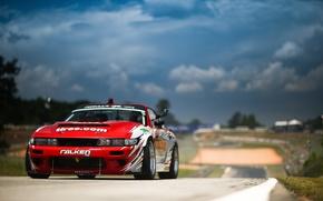 Picture Nissan Silvia, S13, Hawks, Formula Drift, Formula D