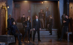 Picture base, The series, actors, Movies, Shield, Agents of S.H.I.E.L.D