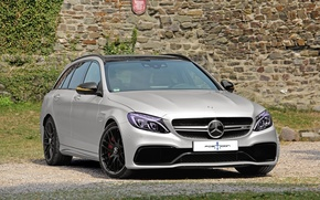 Picture Mercedes-Benz, Mercedes, AMG, C-Class, S205, Posaidon