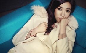 Picture girl, music, Asian, Tiffany, SNSD, Girls Generation, South Korea, K-Pop