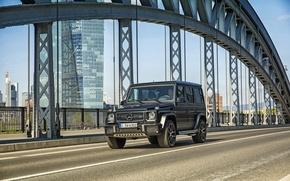 Picture bridge, Mercedes, AMG, AMG, W463, 2015, G 63, Mereedes-Benz