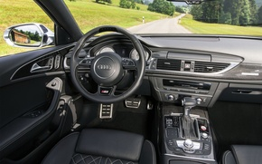Picture interior, Audi, salon, Audi AS 6R by ABT