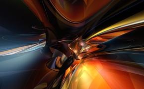 Picture fractals, weave, fractal pattern