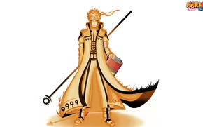 Picture seal, war, evolution, boy, ninja, shinobi, Naruto Shippuden, Uzumaki Naruto, jinchuuriki, hitaiate, special power, 4th …