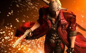 Picture demon, Dante, Capcom, devil may cry 4