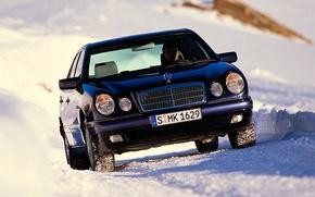 Picture Mercedes-Benz, Mercedes, E-class, 1997, E-Class, E-class, W210, Executivklasse, Lupato, Eyed, E320, 4Matic