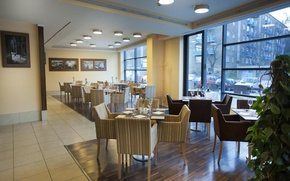 Picture hotel, Prague, restaurant