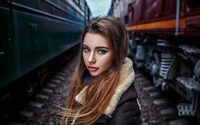Picture look, girl, portrait, photographer, Daria Kodaneva, Hakan Erenler