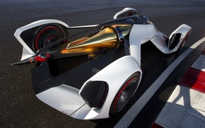 Picture Concept, Chevrolet, Vision, Gran Turismo, 2014, Chaparral